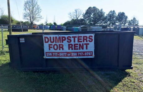 Dumpsters for Rent Rainsville